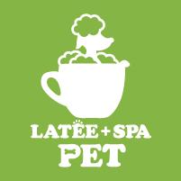 ラテスパペットのロゴ